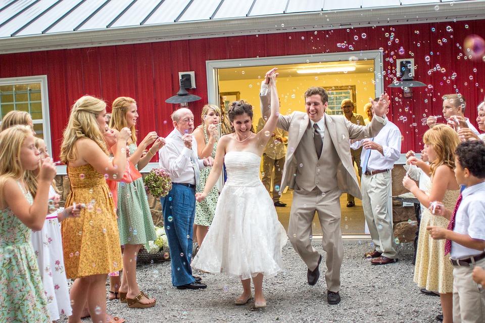 Unique Wedding Exit Song Inspiration