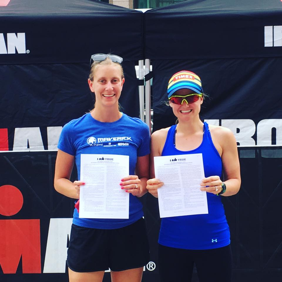 Rachel Harbarger - I joined Crew Racing in 2015 when I was six weeks out from Ironman Chattanooga. Fighting with a nasty case of plantar fasciitis , Caitlin and Drew were able to get my healthy enough to finish my first Ironman in under 12 hours. Since this time, I have worked as a full time nurse, continuing to train for Ironman triathlons, while obtaining my Master's Degree as I am now a Nurse Practitioner. Caitlin and Drew worked diligently to devise a training plan that would fit my hectic work and school schedule. It all paid off as this June I qualified for the 70.3 World Championships in Chattanooga, TN; only minutes away from where I currently live with my fiance.