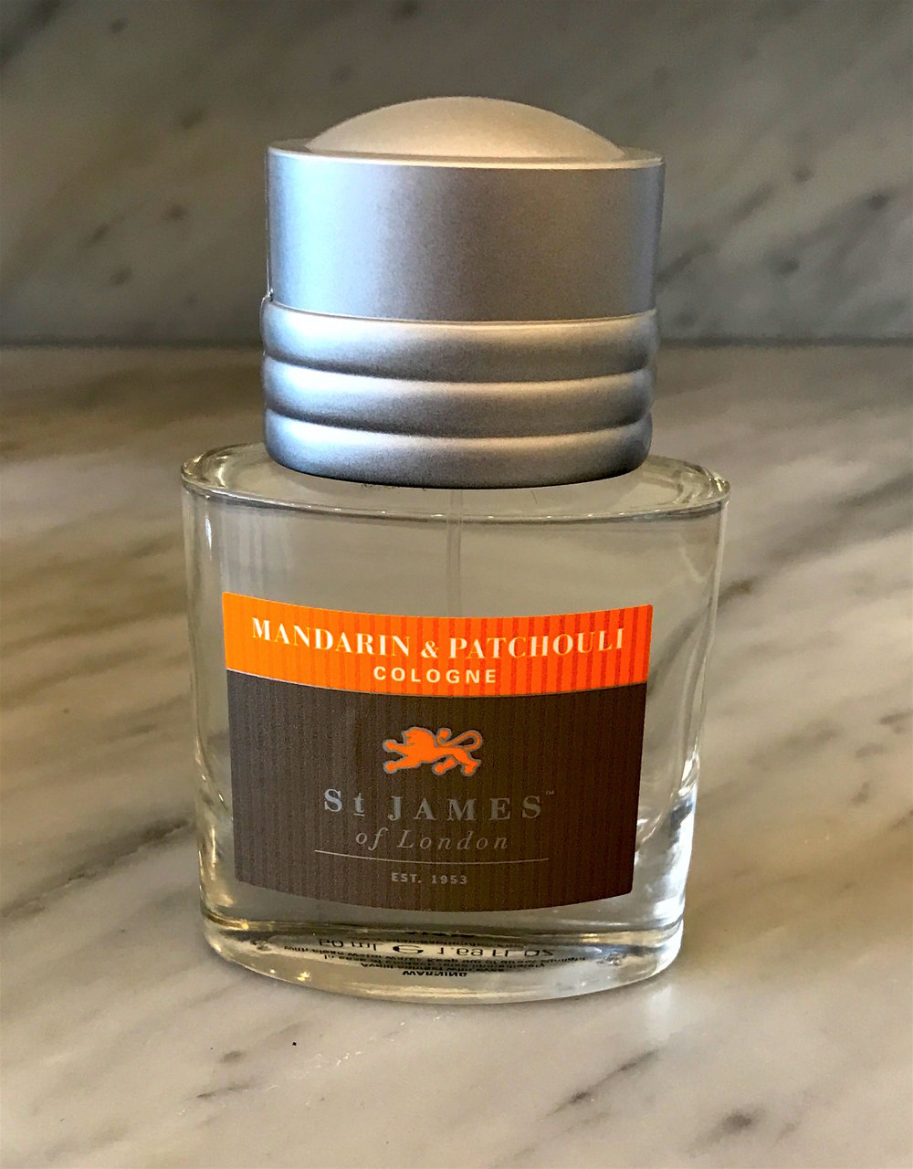 Mandarin & Patchouli