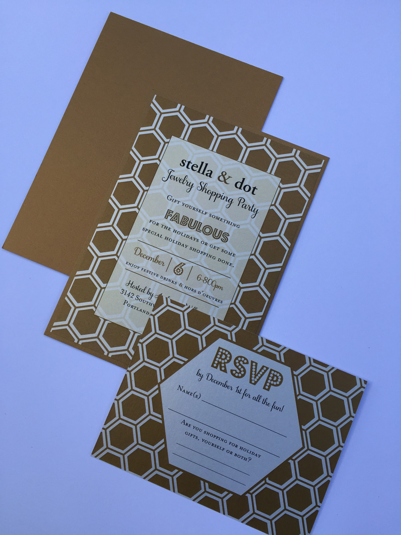 crave-design.com | Portland Oregon Wedding Stationery and Invitations For Weddings and Parties | Crave Design