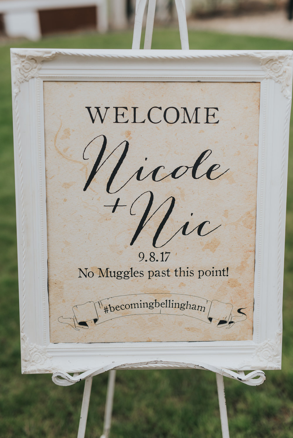www.andreazajonc.com | Welcome Signage | Crave Design | Custom Stationery