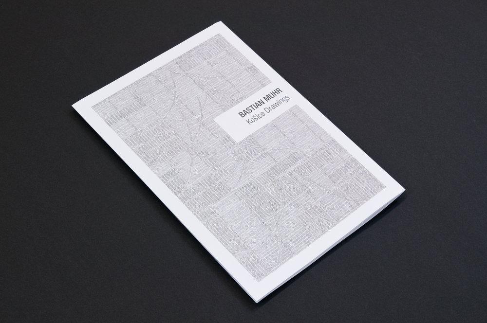 Košice Drawings: Cover