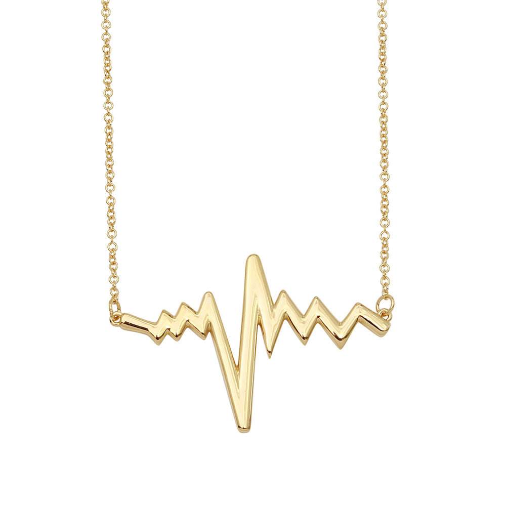 Heartbeat necklace (available soon)