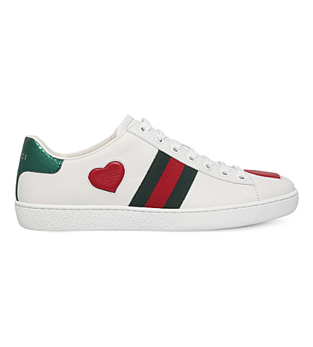 Trainers, £395, Gucci