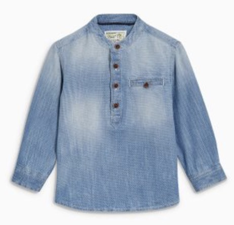 Denim Shirt £10 Next