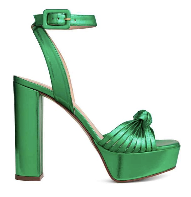 Green, £69.99, H&M
