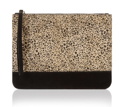 Leopard, £25, Accessorize