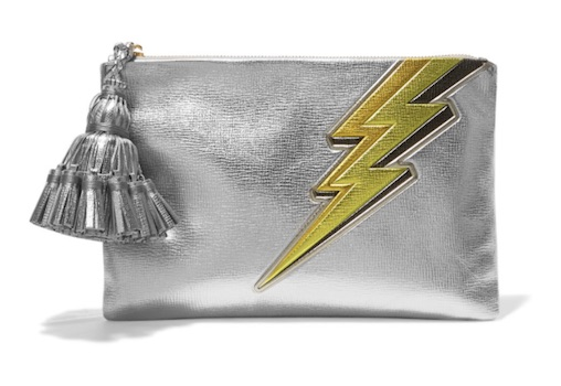 Silver, £312.75, Anya Hindmarch at The Outnet
