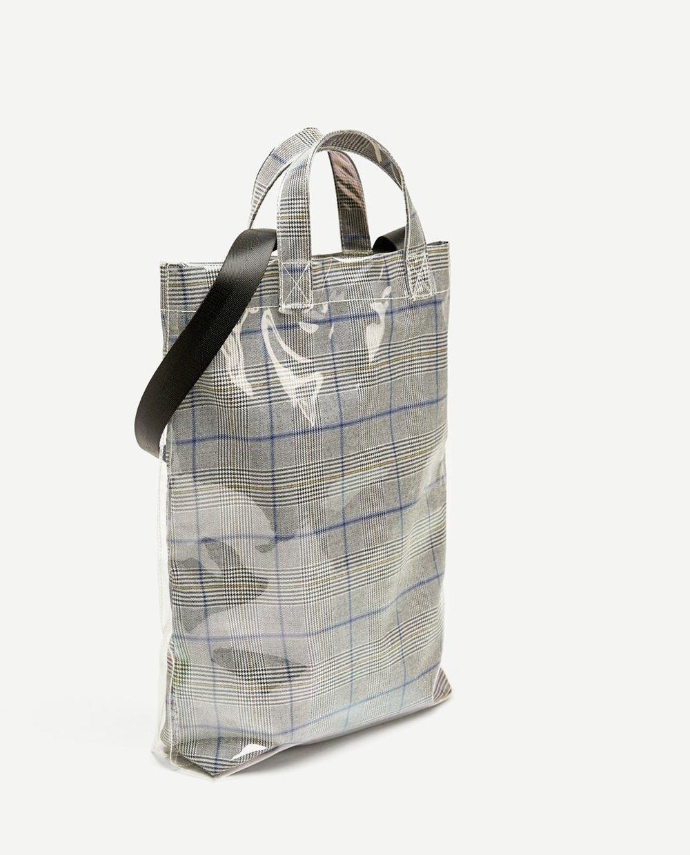 Bag, £19.99, Zara