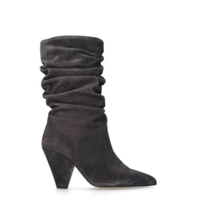 Boots, £179, Carvela at House of Fraser