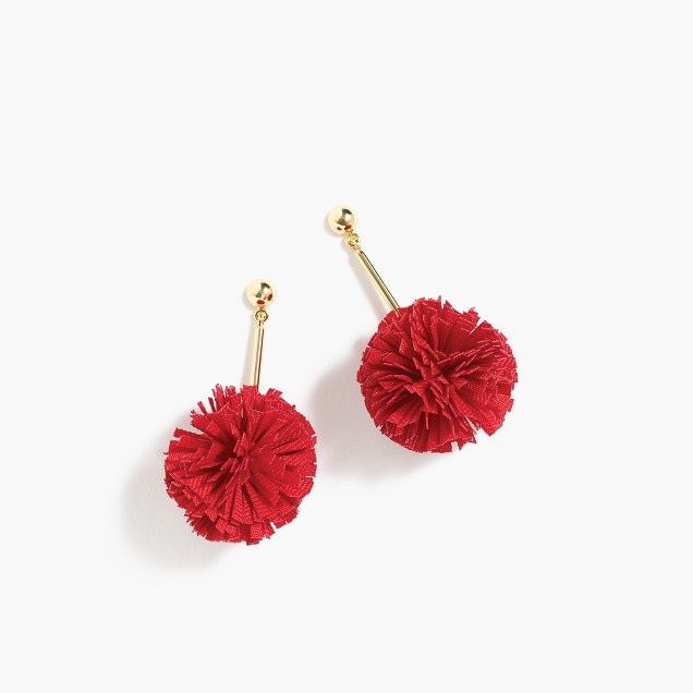 Earrings, £24.50, J Crew