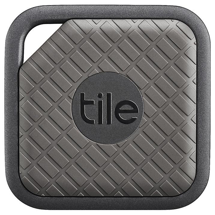 Tile Sport (phone, keys, item finder), 2 pack, £49.95,John Lewis