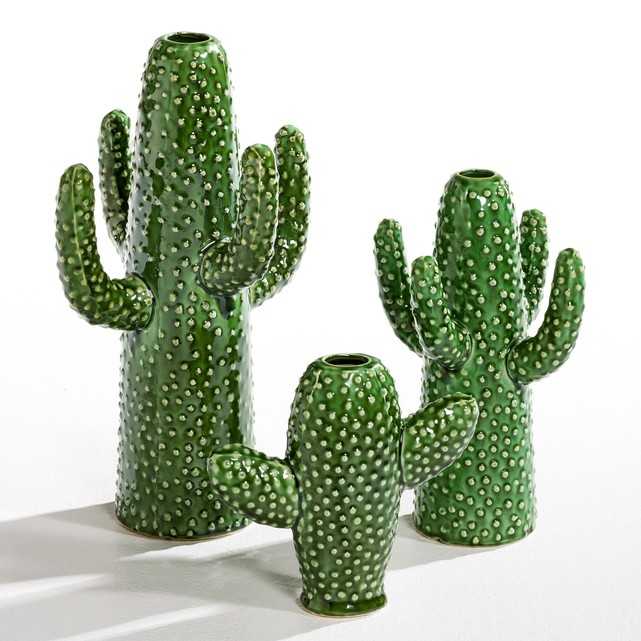 Small cactus vase La Redoute £24