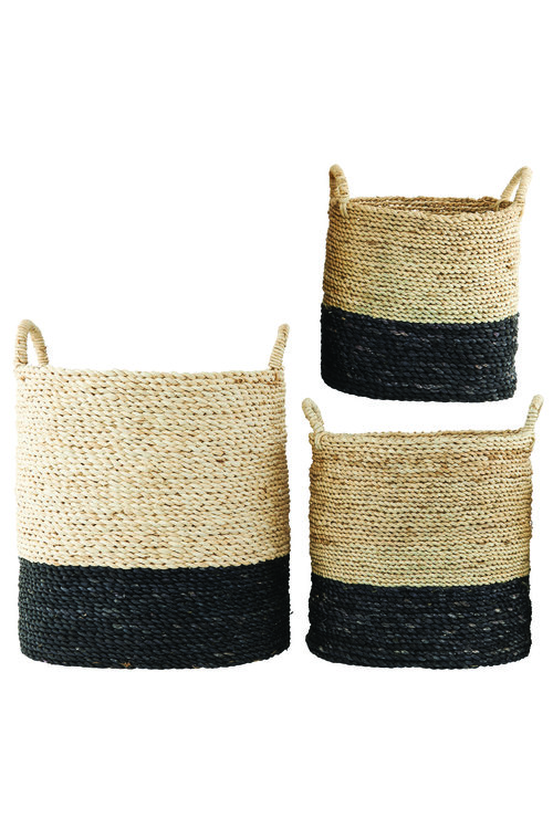 House Curious - Natural Baskets £25