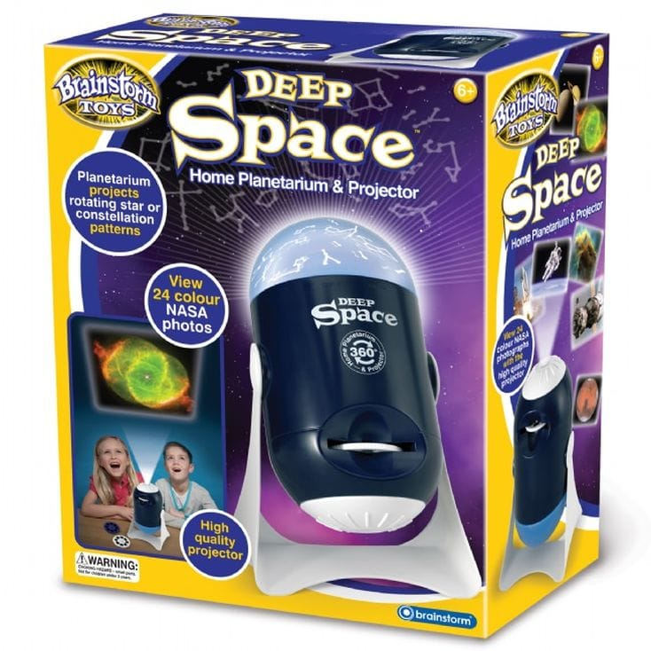Deep Space Home Planetarium Projector, £23.99, Find Me A Gift