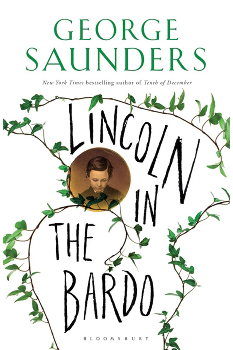 Lincoln in the Bardo, George Saunders, £12.43, Amazon (Hardcover)