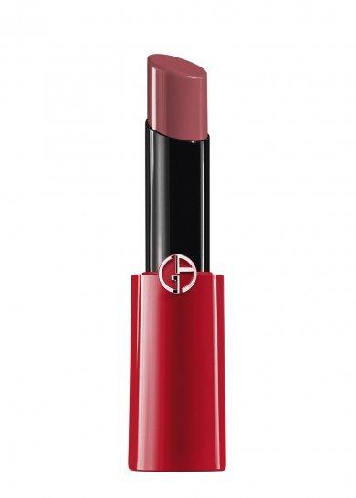 Ecstasy Shine Lipstick, Armani Beauty, £29, Harvey Nichols