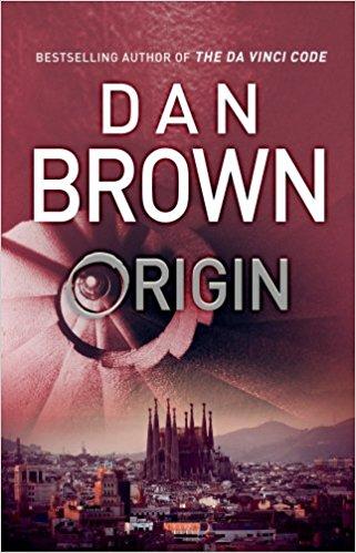 Origin, Dan Brown, £9.99. Amazon (Hardcover)