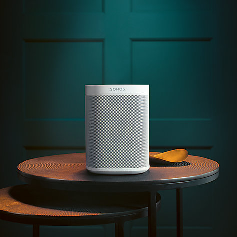 Songs One Voice Controlled Smart Speaker, £199, John Lewis