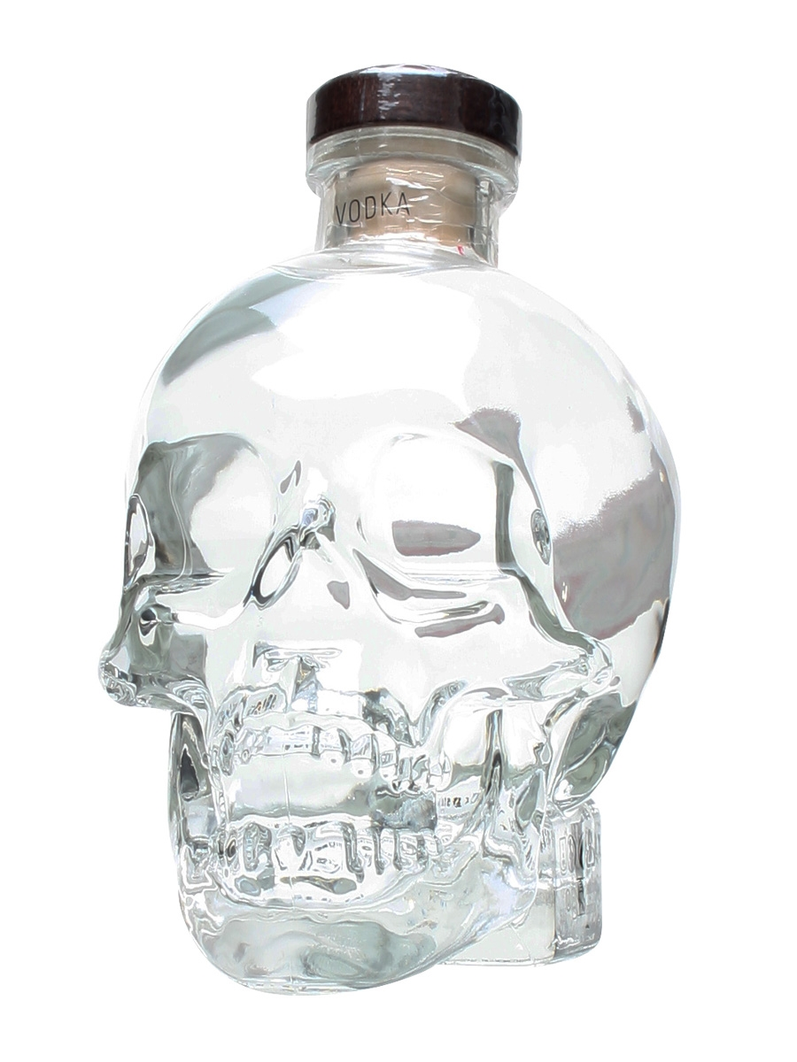 Crystal Head Vodka, £42.45, The Whisky Exchange