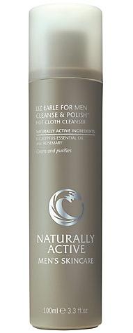 Liz Earle Men's Cleanse & Polish Hot Cloth Cleanser, £14.50, John Lewis