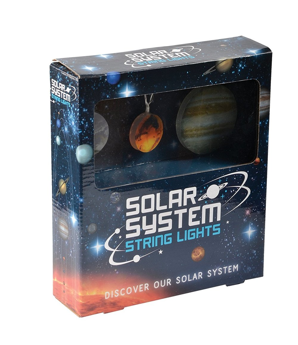 Solar System String Lights, £11.99, Noku