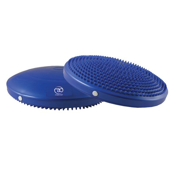 "Fitness-Mad Wobble Cushion 14"", destabilise your seat to work abs and core, £21, Powerhouse Fitness."
