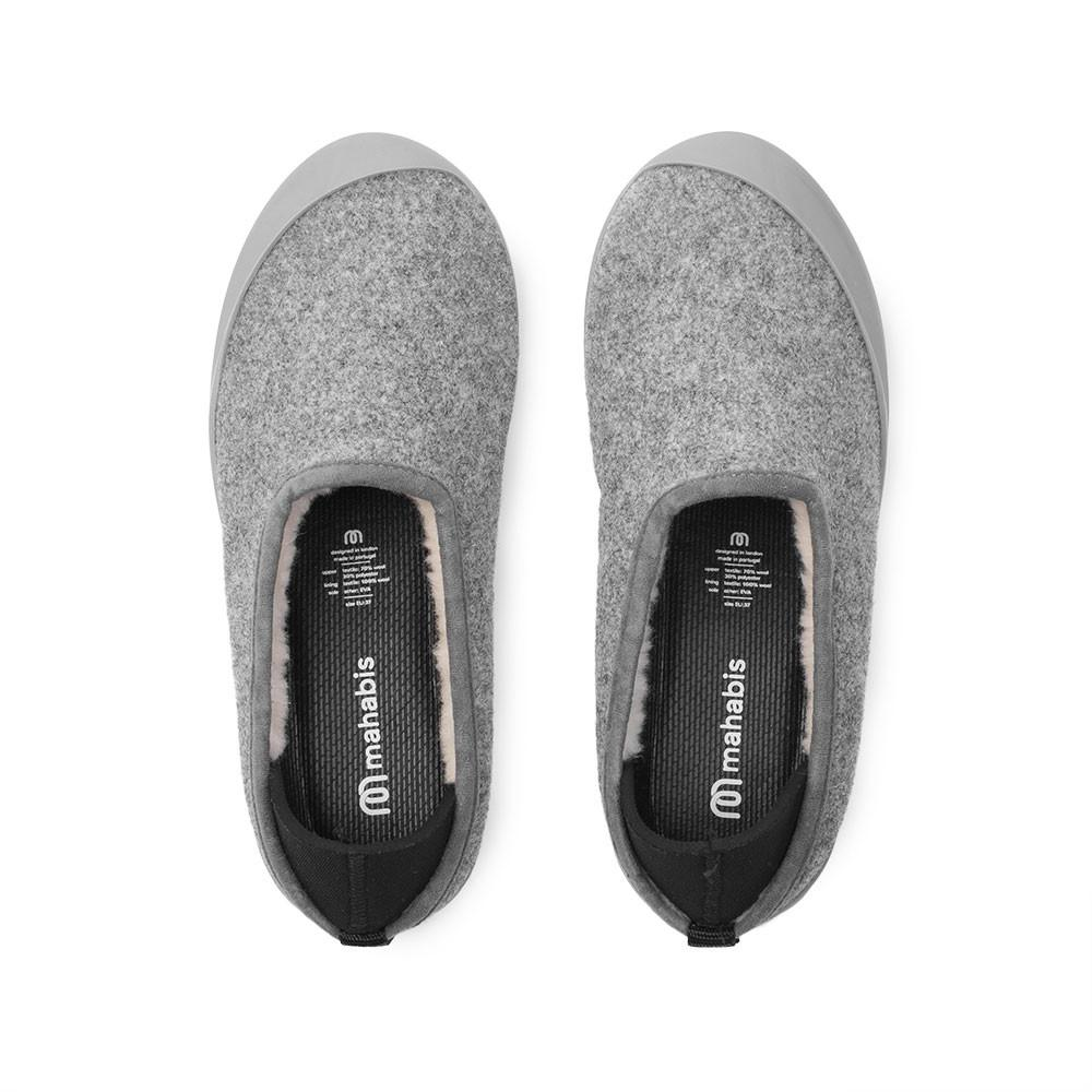 Classic Slippers, £79, Mahabis