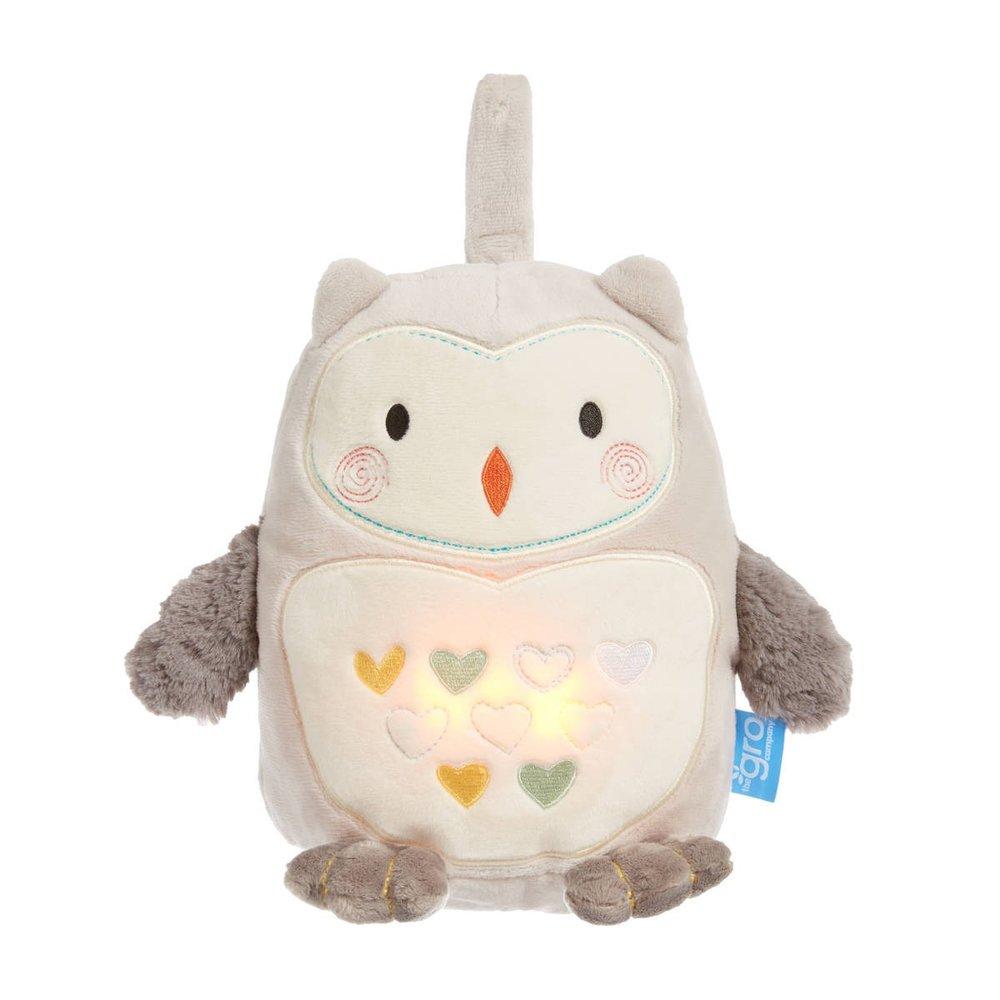 Ollie the Owl Gro Friend - Sleep Aid and Cry sensor £34.99