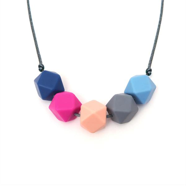 Emily Teething necklace by Lara & Ollie £17.95