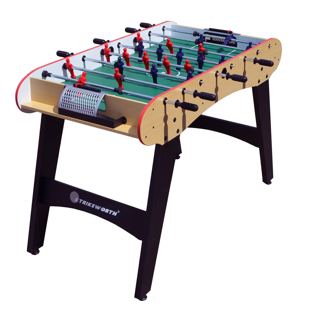 Strikeworth Football Table - Liberty Games