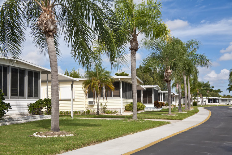 Mobile Home Park Articles Excalibur Fund