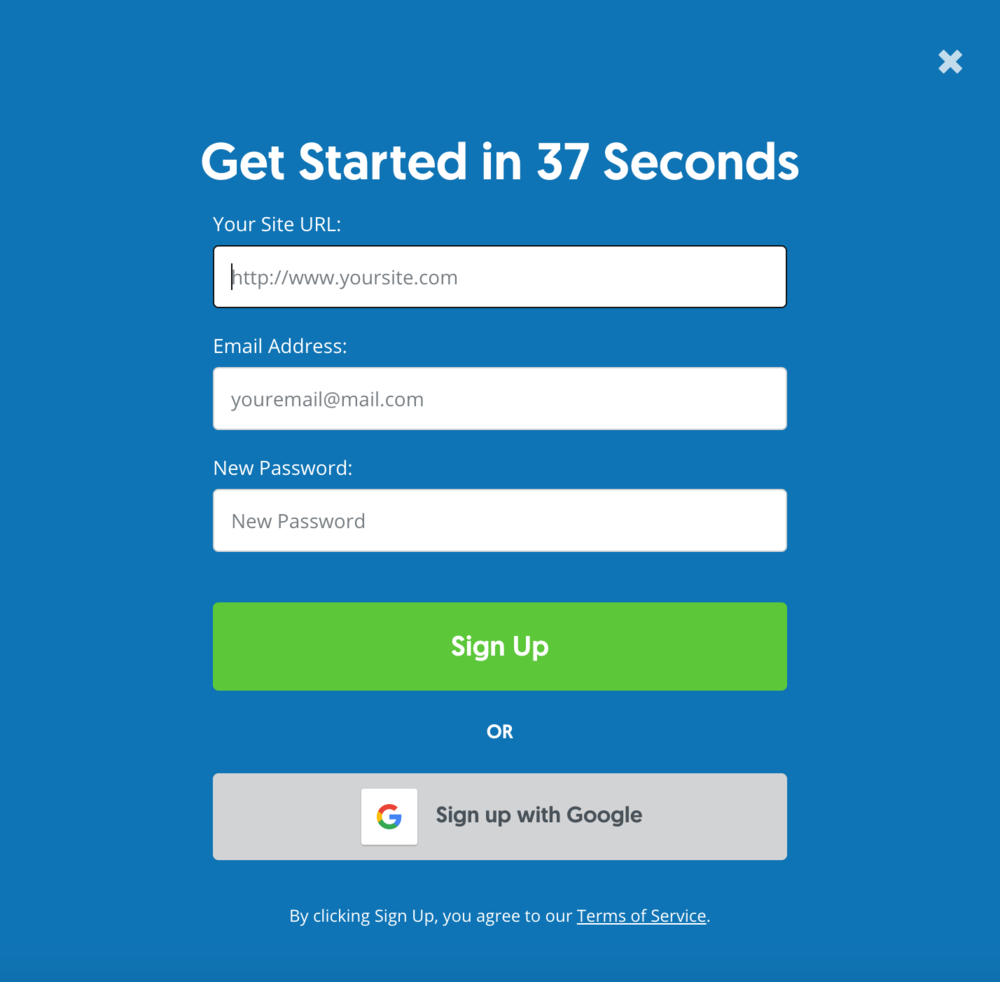 6 Content Marketing Growth Hacks for SumoMe and Leadpages Landing Page 2