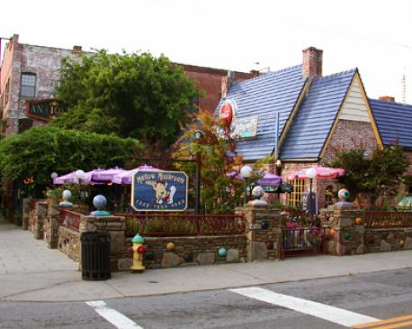 - Mellow Mushroom of Downtown Asheville