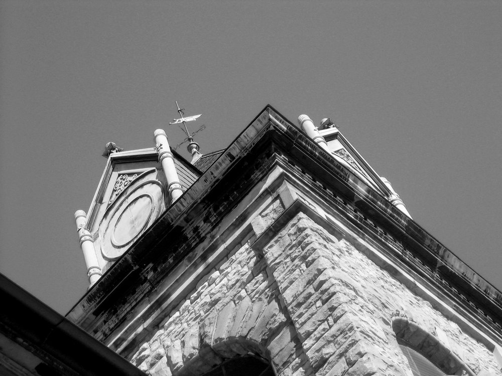 Bell Tower Angle, photo by Brandon R. Reish