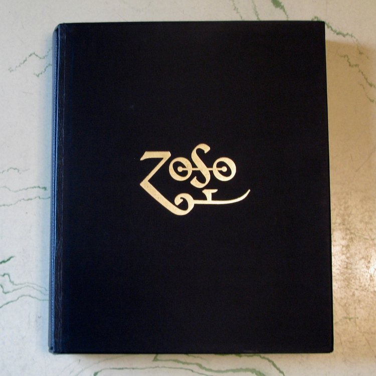 JIMMY PAGE: A PHOTOGRAPHIC AUTOBIOGRAPHY (Collector's Edition Hand-Signed by Jimmy Page)