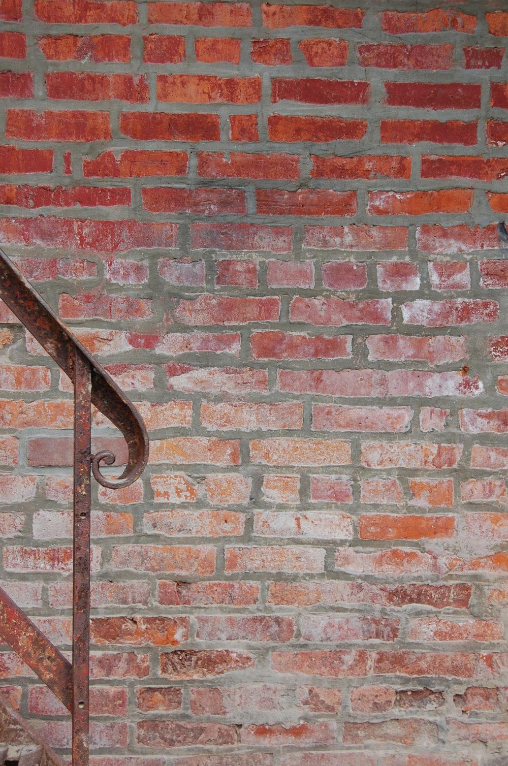 Patina Wall, 2014 <br> Schoharie, NY