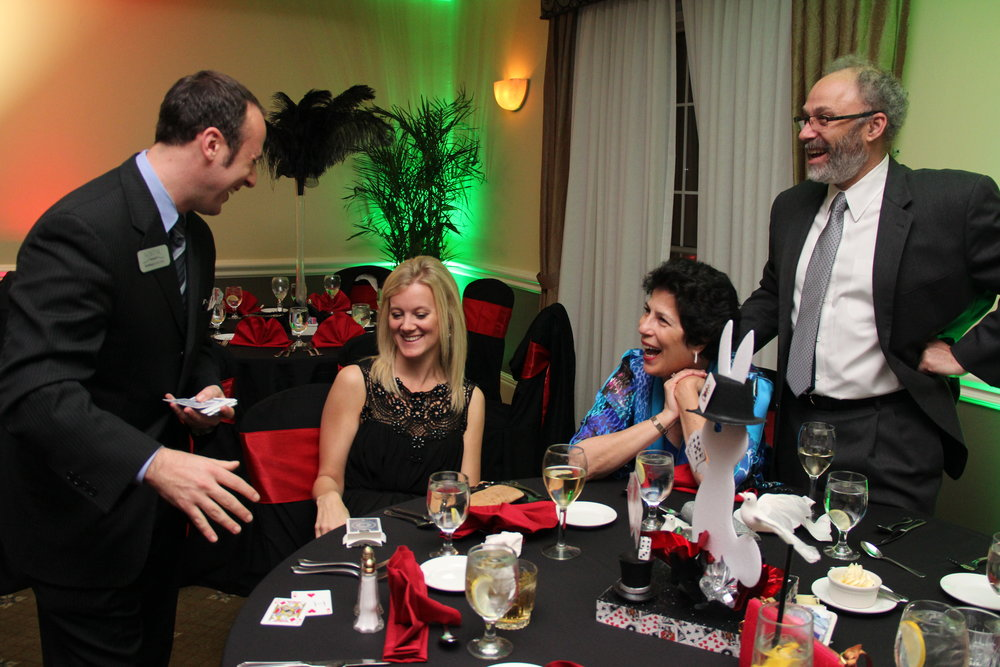 Orlando magician Kostya Kimlat party entertainer