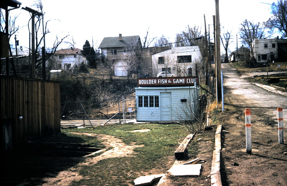 Boulder Fish and Game Club Fish Farm - Late 1970s