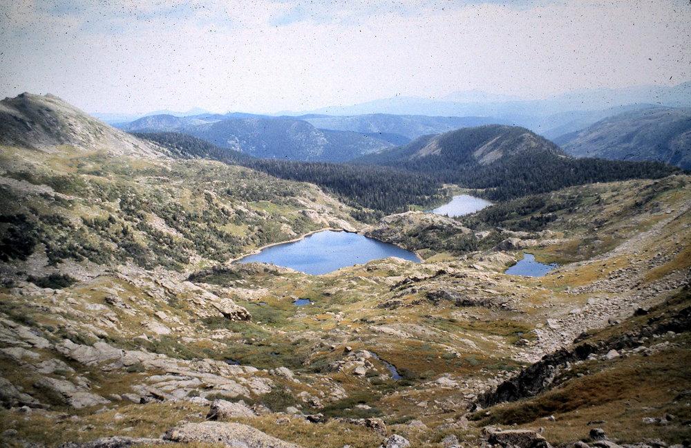 High Lakes - Indian Peaks Wilderness