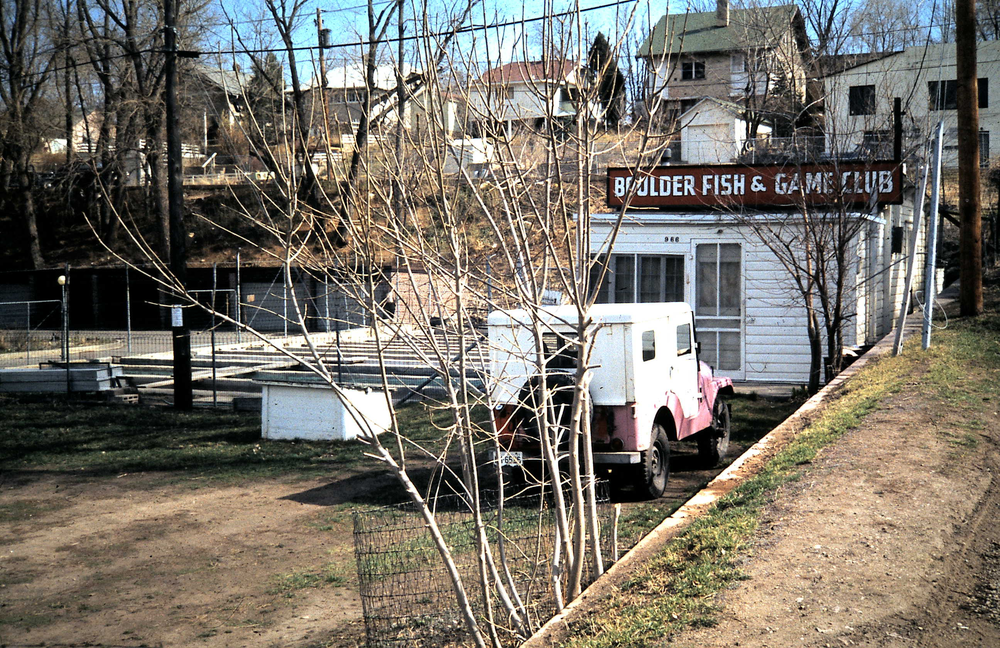 Older photo of the Fish and Game Club Farm. More about this below.