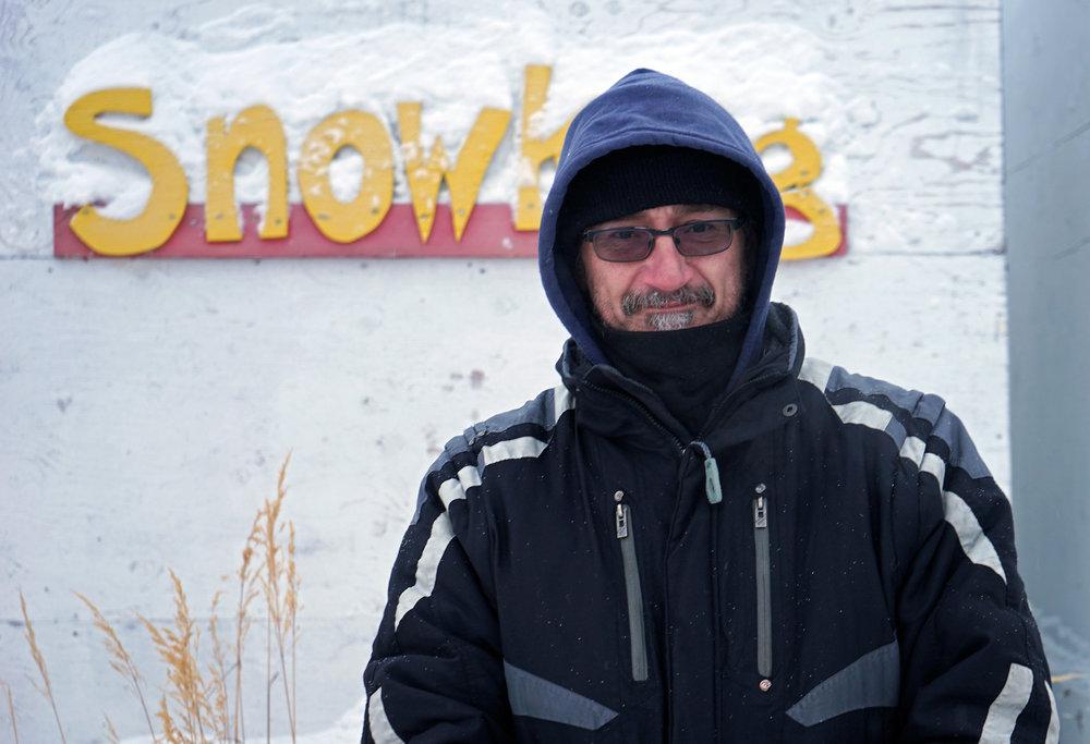 Mr Freeze-Builder/Bookkeeper