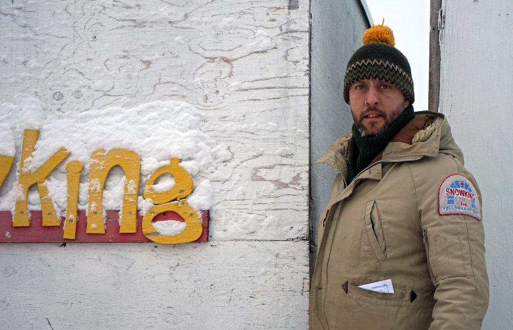 Snowhova- Ice Mason/Chaplain