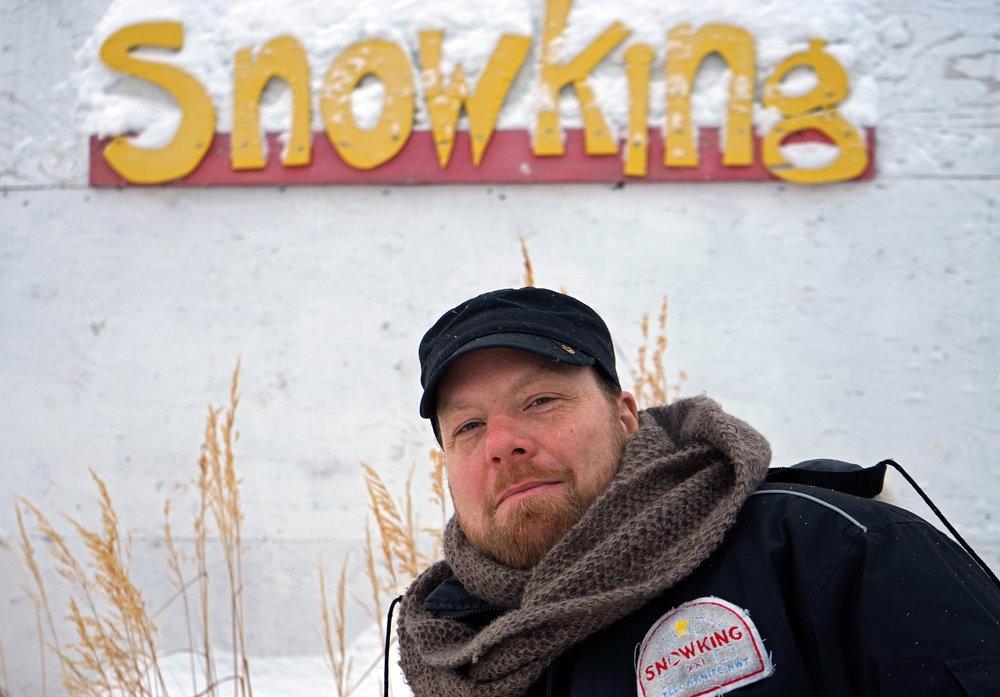 Snowproblem- Saftey Officer/Hospitality