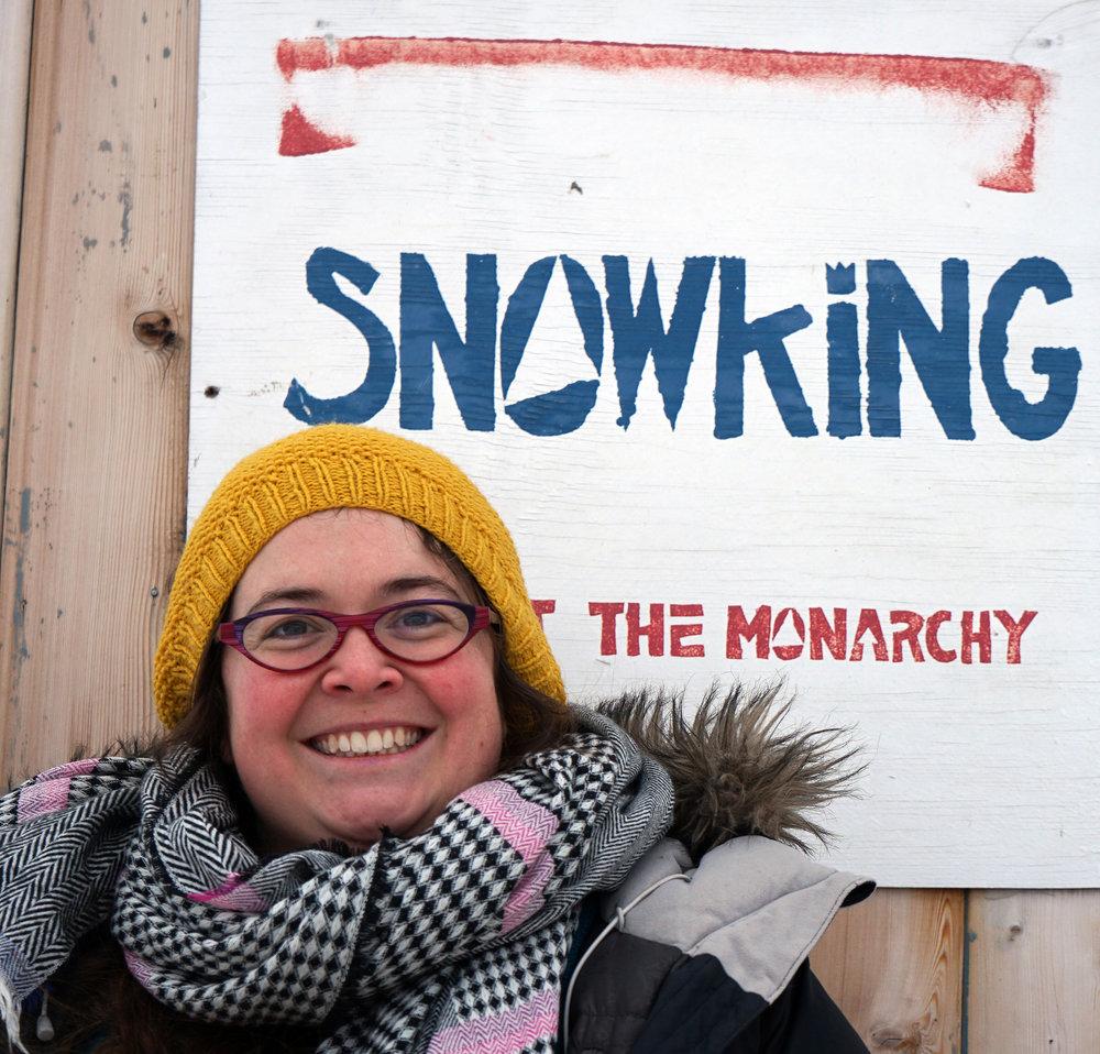 Snowburst-Volunteer Assistant