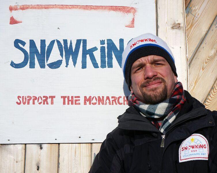 Snowdrift Dave