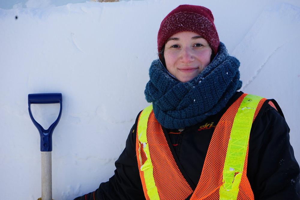 Snow Cadet Courtney- Carver