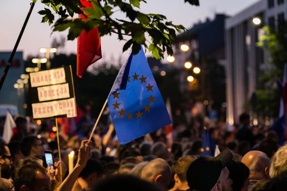 In the name of Democracy | W imię Demokracji