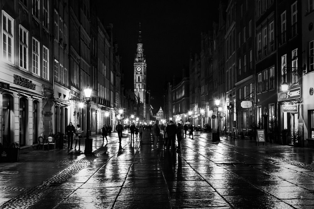 Streets of Gdansk