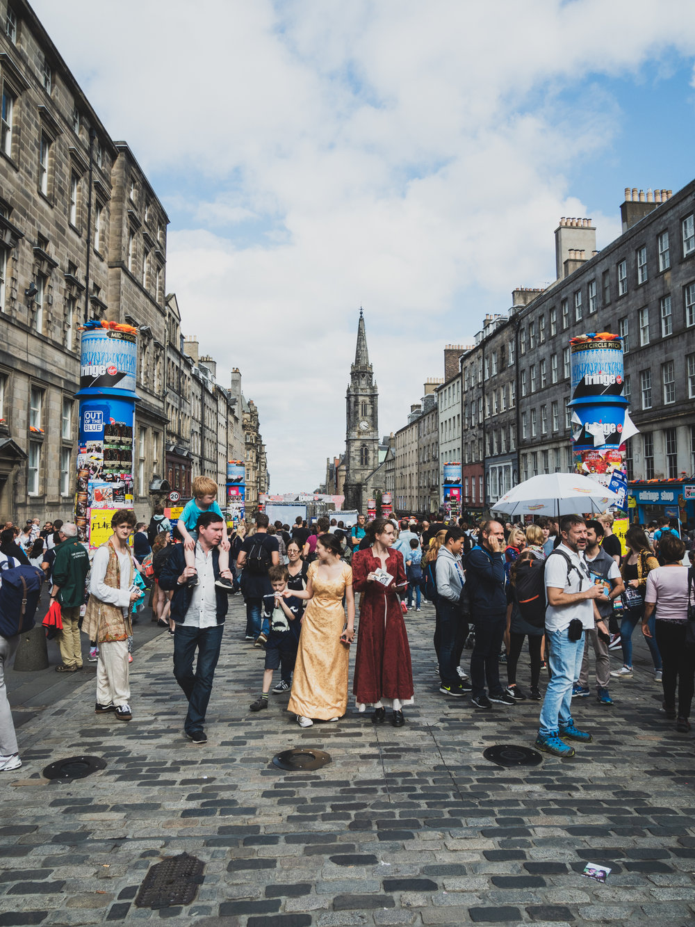 EdFringe Festival through my lens
